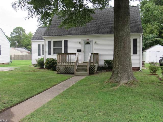514 Homestead Ave, Hampton, VA 23661 (#10298323) :: Abbitt Realty Co.