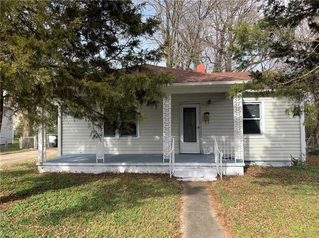 87 Manly St, Portsmouth, VA 23702 (MLS #10298325) :: Chantel Ray Real Estate