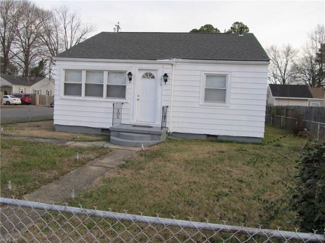 1816 Redgate Dr, Portsmouth, VA 23702 (MLS #10298334) :: Chantel Ray Real Estate