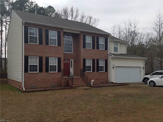 1107 Dare Rd, York County, VA 23692 (#10298338) :: Atkinson Realty