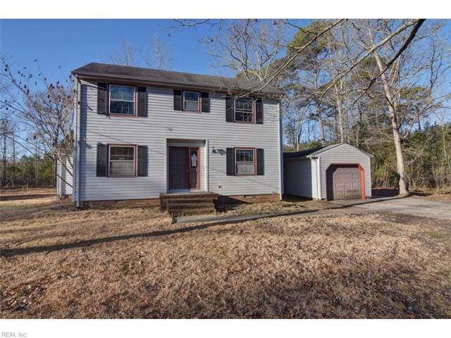 32474 Hickory Cir, Southampton County, VA 23851 (MLS #10298340) :: Chantel Ray Real Estate