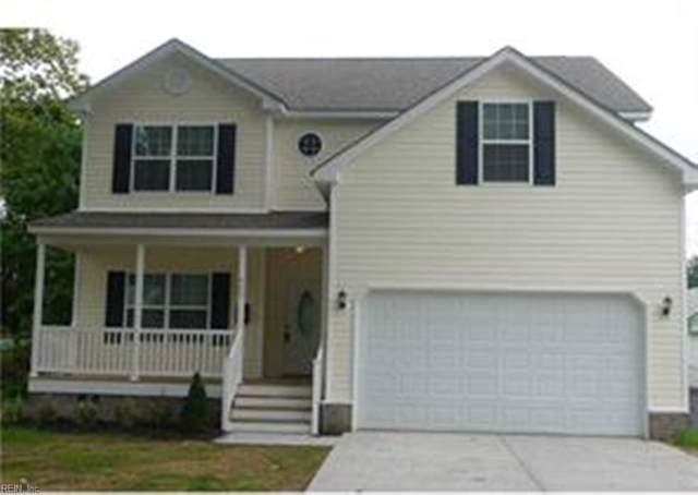 705 Milford Ave, Hampton, VA 23661 (MLS #10298482) :: Chantel Ray Real Estate