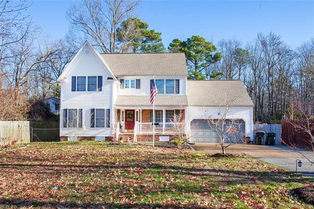 1002 Dare Rd, York County, VA 23692 (MLS #10298503) :: Chantel Ray Real Estate