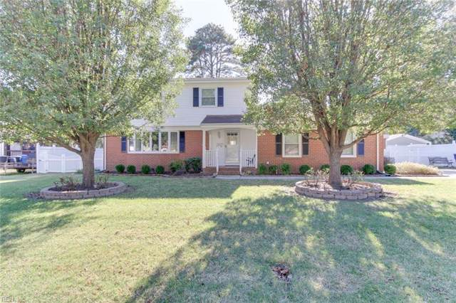 2405 Sadler Ct, Virginia Beach, VA 23454 (MLS #10298526) :: Chantel Ray Real Estate