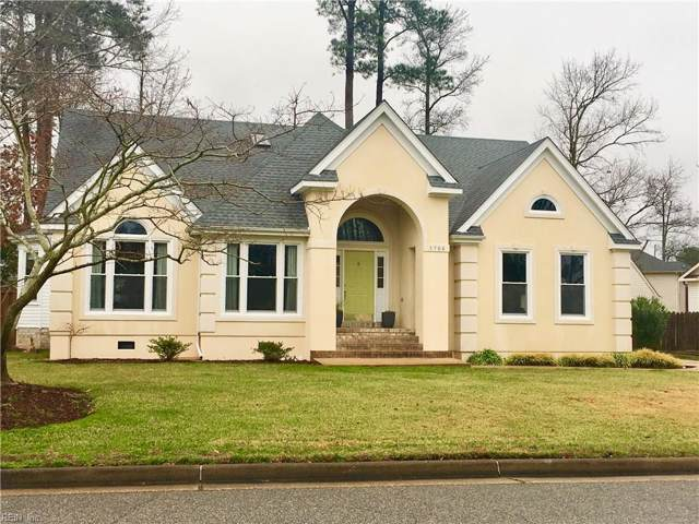 3708 Creekwood Dr, Virginia Beach, VA 23456 (MLS #10298527) :: Chantel Ray Real Estate