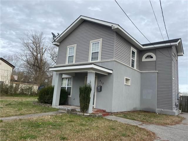 418 Linden Ave, Suffolk, VA 23434 (MLS #10298565) :: Chantel Ray Real Estate
