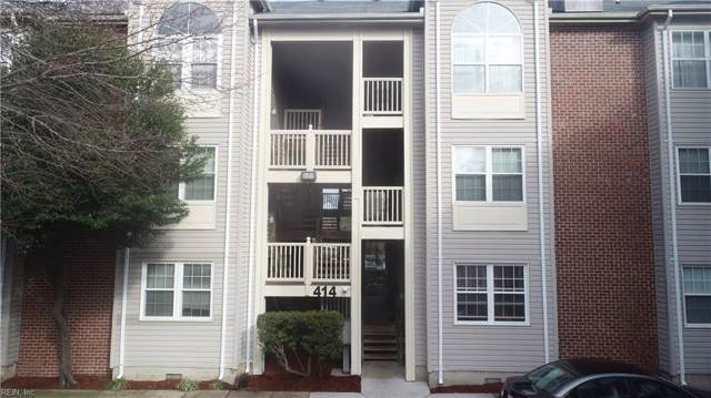 414 Delaware Ave #221, Norfolk, VA 23505 (#10298592) :: Atkinson Realty