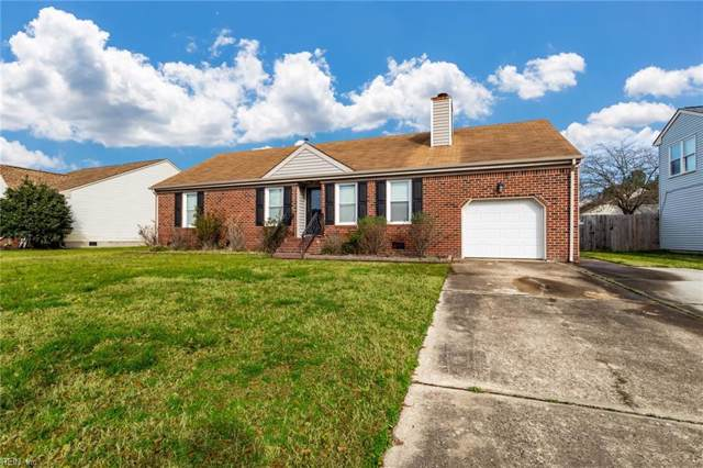 3104 Holly Ridge Dr, Chesapeake, VA 23323 (#10298603) :: Kristie Weaver, REALTOR