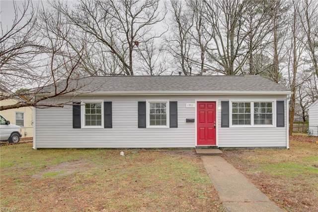 1911 Moger Dr, Hampton, VA 23663 (#10298655) :: Rocket Real Estate