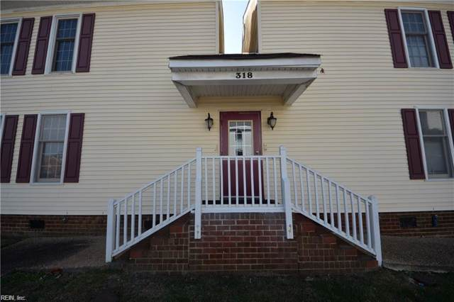318 Washington St D, Portsmouth, VA 23704 (#10298713) :: Berkshire Hathaway HomeServices Towne Realty