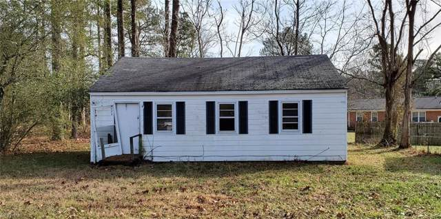5085 James Way, Isle of Wight County, VA 23430 (#10298715) :: RE/MAX Central Realty
