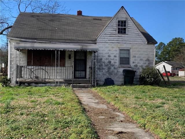 415 Linden Ave, Suffolk, VA 23434 (MLS #10298749) :: Chantel Ray Real Estate