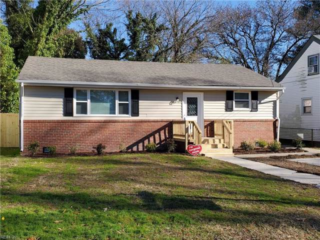 2015 Camden Ave, Portsmouth, VA 23704 (#10298775) :: Berkshire Hathaway HomeServices Towne Realty
