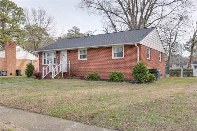 818 Big Bethel Rd, Hampton, VA 23666 (#10298823) :: RE/MAX Central Realty