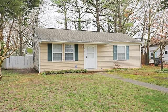 7708 Vernon Pl, Newport News, VA 23605 (#10298833) :: Kristie Weaver, REALTOR