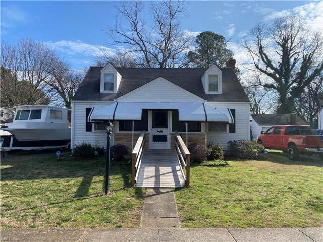 1 Albemarle St, Portsmouth, VA 23707 (#10298939) :: Rocket Real Estate