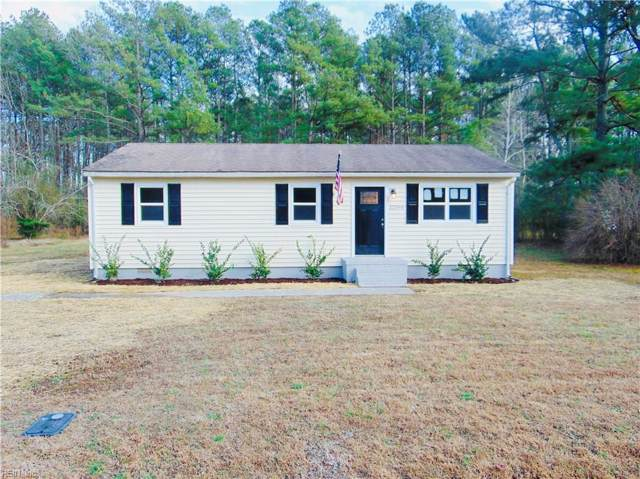 12390 Foursquare Rd, Isle of Wight County, VA 23487 (#10298946) :: Austin James Realty LLC