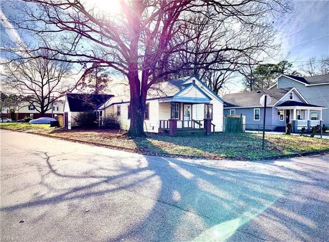 16 Rex Ave, Portsmouth, VA 23702 (MLS #10298952) :: Chantel Ray Real Estate