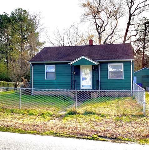 9 Kelly Dr, Portsmouth, VA 23702 (MLS #10298956) :: Chantel Ray Real Estate