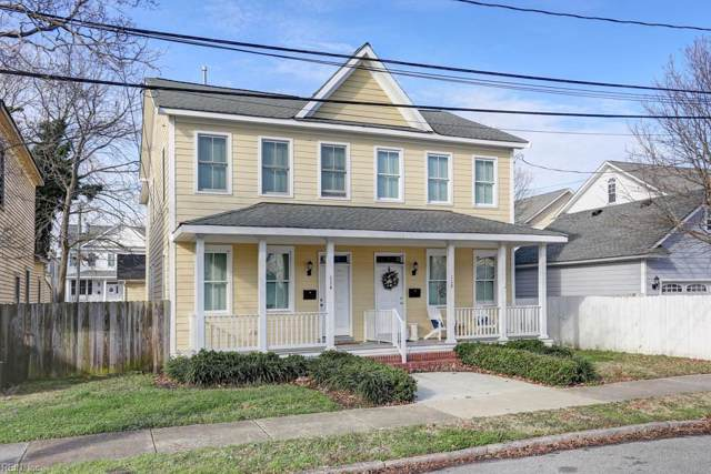 114 Linden Ave, Portsmouth, VA 23704 (#10299025) :: The Kris Weaver Real Estate Team