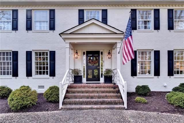 609 Riverside Dr, Newport News, VA 23606 (#10299113) :: Atlantic Sotheby's International Realty