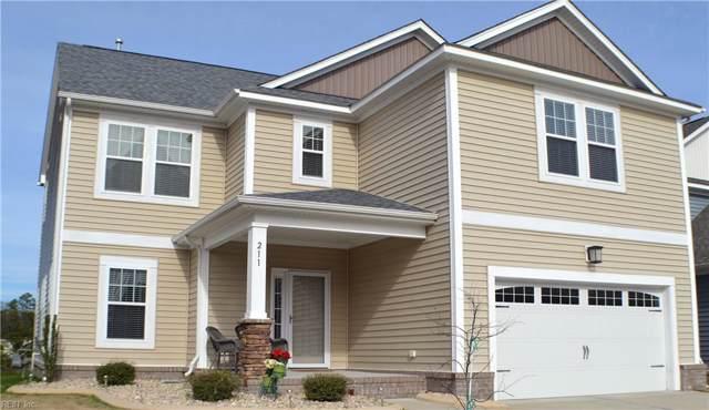 211 Bennetts Grove Ln, Suffolk, VA 23435 (#10299118) :: Austin James Realty LLC