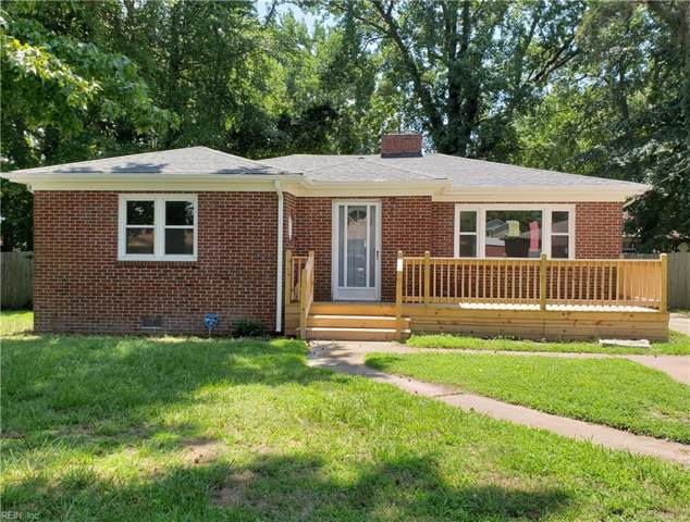 267 Hansen Ave, Portsmouth, VA 23701 (MLS #10299155) :: Chantel Ray Real Estate