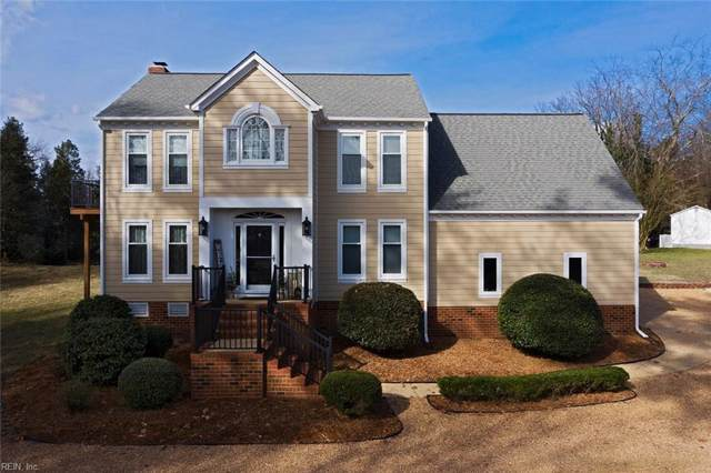 1872 Hill Road Rd, Gloucester County, VA 23072 (MLS #10299186) :: Chantel Ray Real Estate