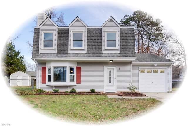 1 Lake Field Xing, Hampton, VA 23666 (#10299214) :: Berkshire Hathaway HomeServices Towne Realty