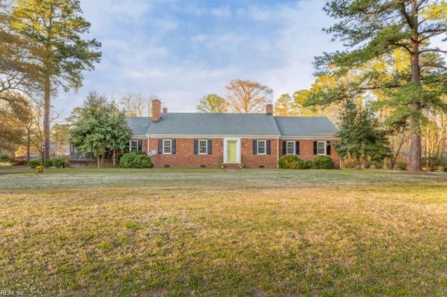 22481 Main St, Southampton County, VA 23837 (MLS #10299225) :: Chantel Ray Real Estate