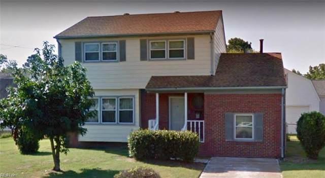 1518 Wildwood Dr, Hampton, VA 23666 (#10299229) :: RE/MAX Central Realty