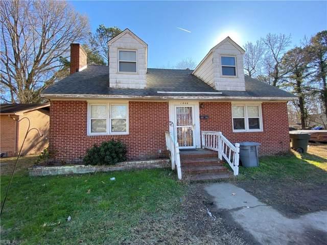 1444 E Pembroke Ave, Hampton, VA 23663 (#10299230) :: Kristie Weaver, REALTOR