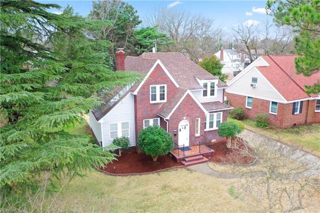 3725 Western Branch Blvd, Portsmouth, VA 23707 (MLS #10299235) :: Chantel Ray Real Estate