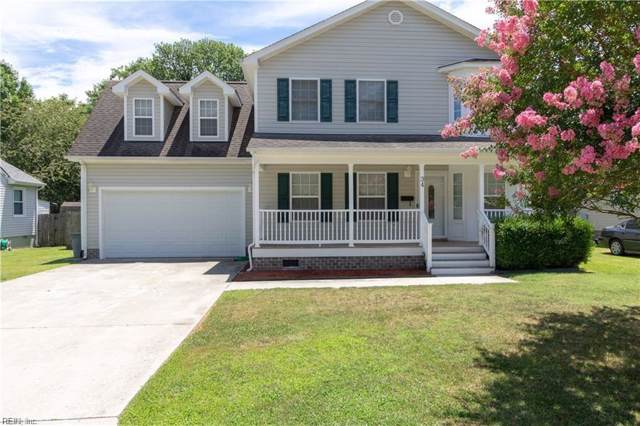 34 Scotland Rd, Hampton, VA 23663 (MLS #10299264) :: Chantel Ray Real Estate