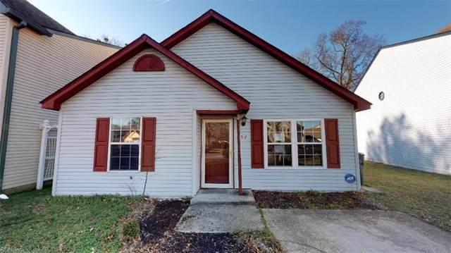 352 Pear Ridge Cir, Newport News, VA 23602 (#10299266) :: Rocket Real Estate