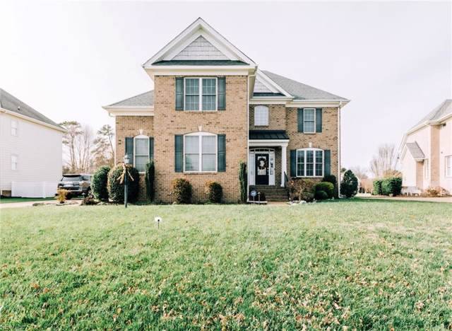 6105 Walker's Ferry Ln, Suffolk, VA 23435 (#10299314) :: Kristie Weaver, REALTOR