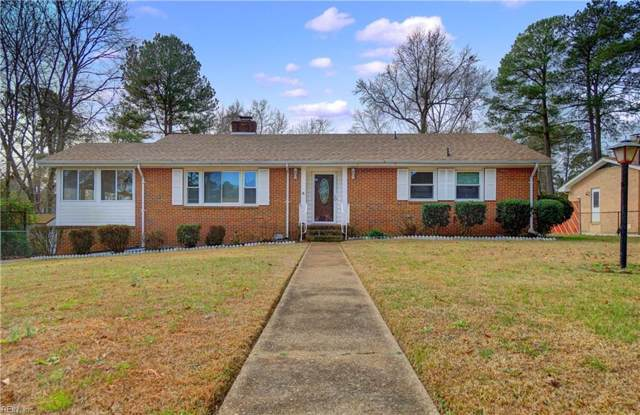303 Thelmar Ln, Portsmouth, VA 23701 (MLS #10299333) :: Chantel Ray Real Estate