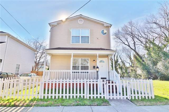 869 Fremont St, Norfolk, VA 23504 (#10299340) :: The Kris Weaver Real Estate Team