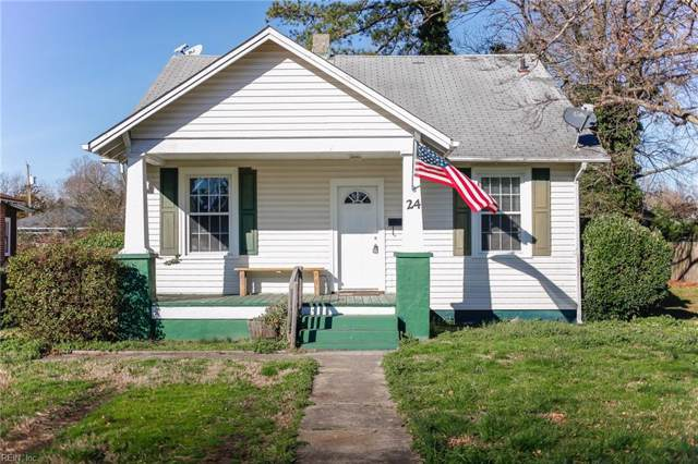 24 Appomattox Ave, Portsmouth, VA 23702 (#10299342) :: Berkshire Hathaway HomeServices Towne Realty