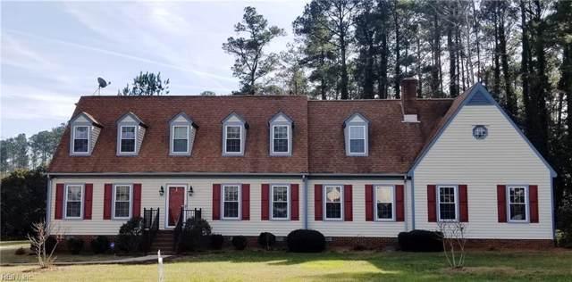 121 Crescent Dr, Franklin, VA 23851 (MLS #10299343) :: Chantel Ray Real Estate