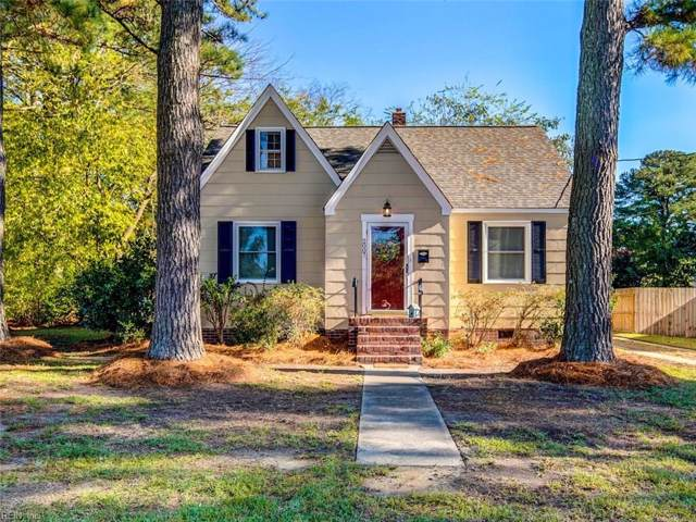 2007 Wyoming Ave, Portsmouth, VA 23701 (#10299346) :: RE/MAX Central Realty