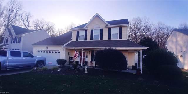 6 Saddle Ln, Hampton, VA 23666 (#10299362) :: Berkshire Hathaway HomeServices Towne Realty