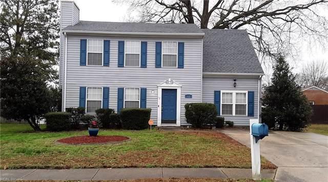 12 George Ct, Hampton, VA 23663 (#10299378) :: Atlantic Sotheby's International Realty