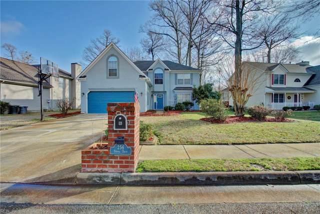 256 Derosa Dr, Hampton, VA 23666 (#10299381) :: Berkshire Hathaway HomeServices Towne Realty