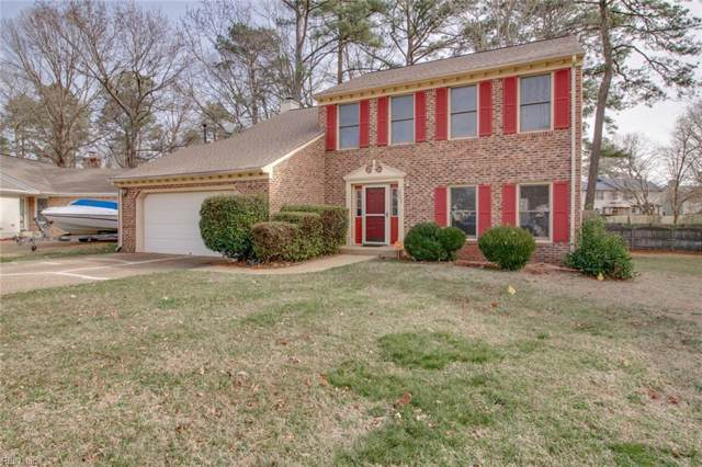 902 Brentmoor Ct, Newport News, VA 23608 (#10299389) :: Atkinson Realty