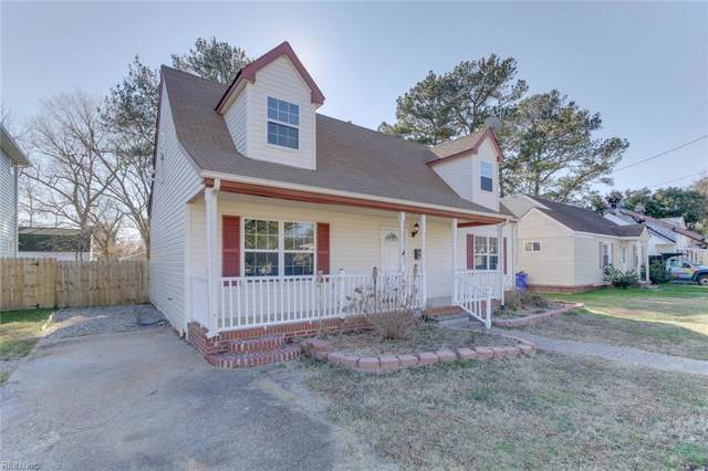 3861 Peterson St, Norfolk, VA 23513 (#10299392) :: Austin James Realty LLC