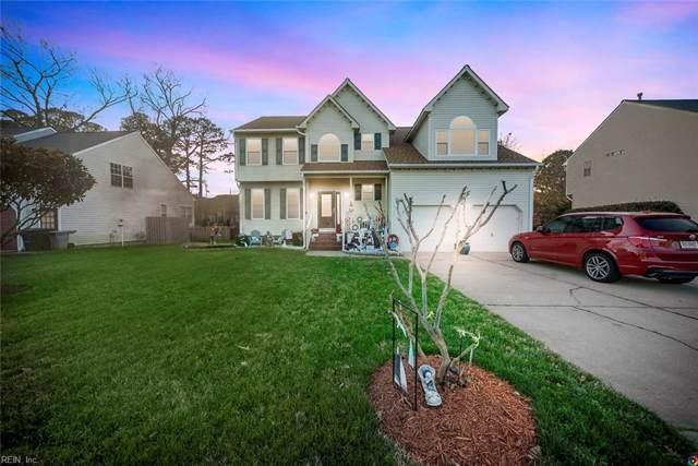 811 Essex Park Dr, Hampton, VA 23669 (MLS #10299447) :: Chantel Ray Real Estate