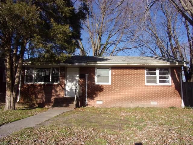 1202 Rowe St, Hampton, VA 23669 (#10299461) :: Atlantic Sotheby's International Realty