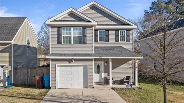 1314 Hazel Ave, Chesapeake, VA 23325 (#10299468) :: RE/MAX Central Realty