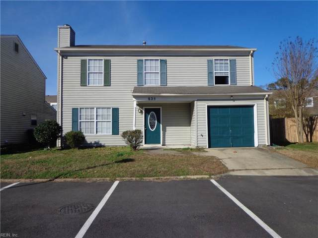 625 Mclaw Dr Dr, Newport News, VA 23608 (#10299507) :: Elite 757 Team